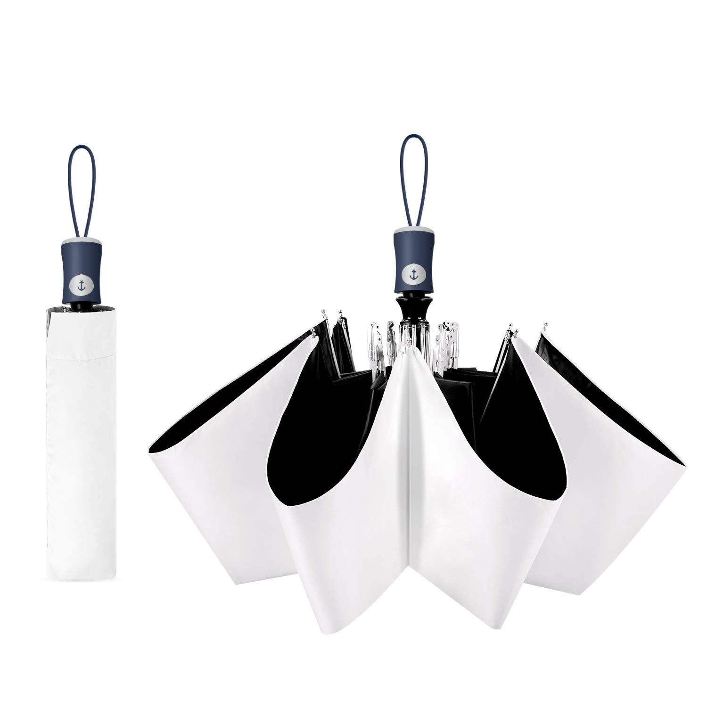 Umbrella Compact Windproof Rainproof Protection