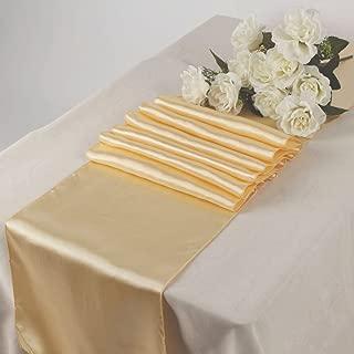 Chemin de Table en Dentelle Banquet Mariage rooteroy Shihao159 Nappe en Toile de Jute pour d/écoration de Maison