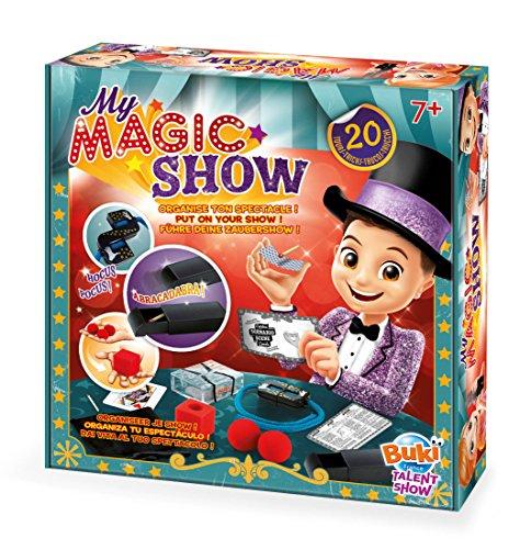 Buki- My Magic Show Gioco, Multicolore, 6060