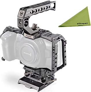 Tilta Vollkamera Käfig mit Schnellentriegelungsgriff oben für BMPCC 4K