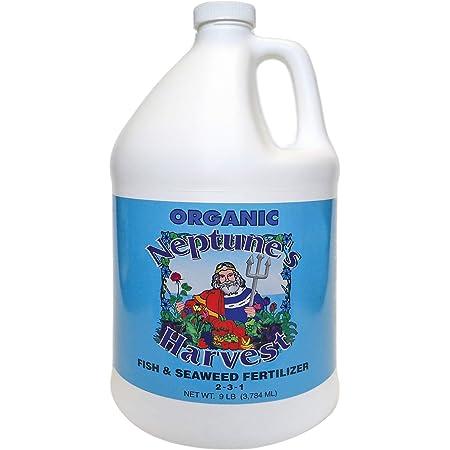 Neptune's Harvest Fish & Seaweed Fertilizer 2-3-1 (Gallon)
