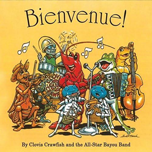 Clovis Crawfish and the All-Star Bayou Band