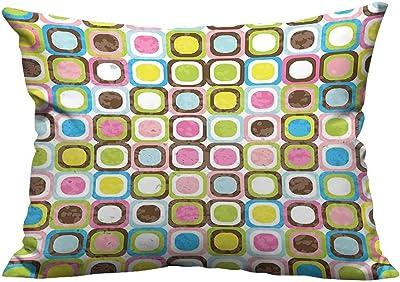 Amazon.com: YouXianHome - Funda de almohada con diseño de ...