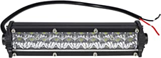 FAVOMOTO Luz de trabalho para carro com barra de luz LED para dirigir luzes off-road para SUV 60W