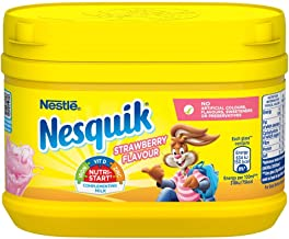 Nesquick Nesquik Strawberry Milshake Mix 300g x 10 Estimated Price : £ 34,09