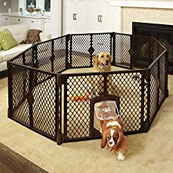 best outdoor portable dog fence for camping