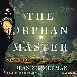 The Orphanmaster audiobook cover art
