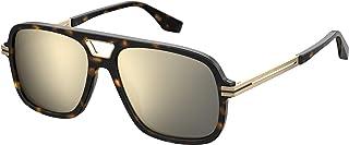 نظارات شمسية للرجال من مارك جاكوبس، 202556، اللون: هافانا، المقاس: 56