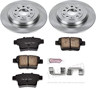 1-Click OE Replacement Brake Kit Power Stop Autospecialty KOE2784