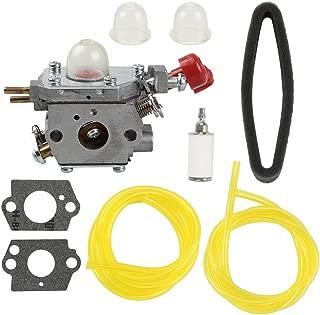 Harbot TB35EC 753-06288 Carburetor with Air Filter Tune Up Kit for Troy Bilt TB2040XP TB2044XP TB2MB TB430 25CC Murray Trimmer Leaf Blower