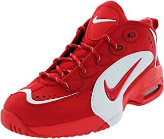 Nike Men's Air Way Up Basketball Shoes Unvrsty Red/Unvrsty Rd/White 13 Men US