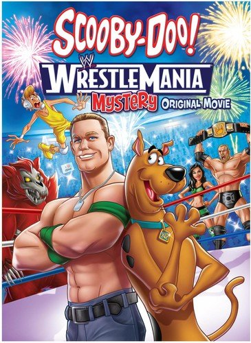 Scooby-Doo! WrestleMania Mystery [RC 1]