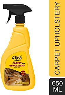 Sepia Carpet and Upholstery Cleaner (650ml)