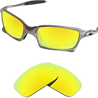 Tintart Performance Lenses Compatible with Oakley X Squared Polarized Etched