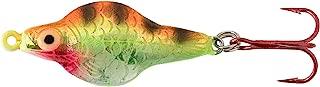 Lindy Rattl'N Flyer Spoon - Techni-Glo Perch - 1/4 oz