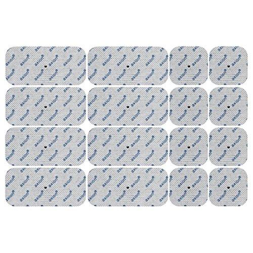 16er Elektroden-Pads Set - kompatibel für EMS- & TENS-Geräten von Panasonic