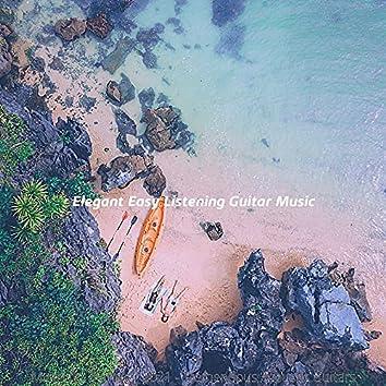 Music for Summer 2021 - Tremendous Acoustic Guitars