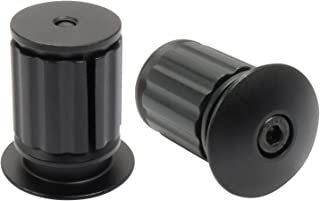bicycle handlebar plugs