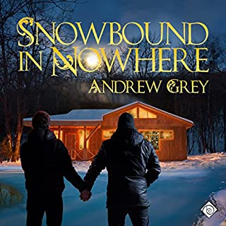 Snowbound in Nowhere audiobook cover art