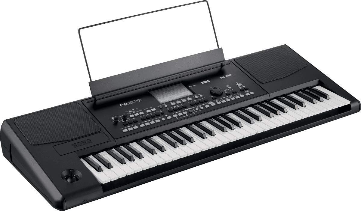 Korg PA600 piano digital - Teclado electrónico: Amazon.es ...