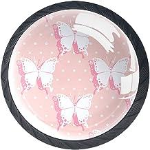 Lade handgrepen trekken voor huis keuken dressoir garderobe,Baby vlinder