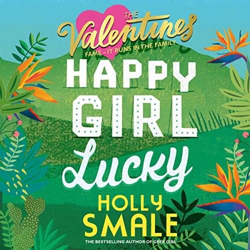 The Valentines: Happy Girl Lucky cover art