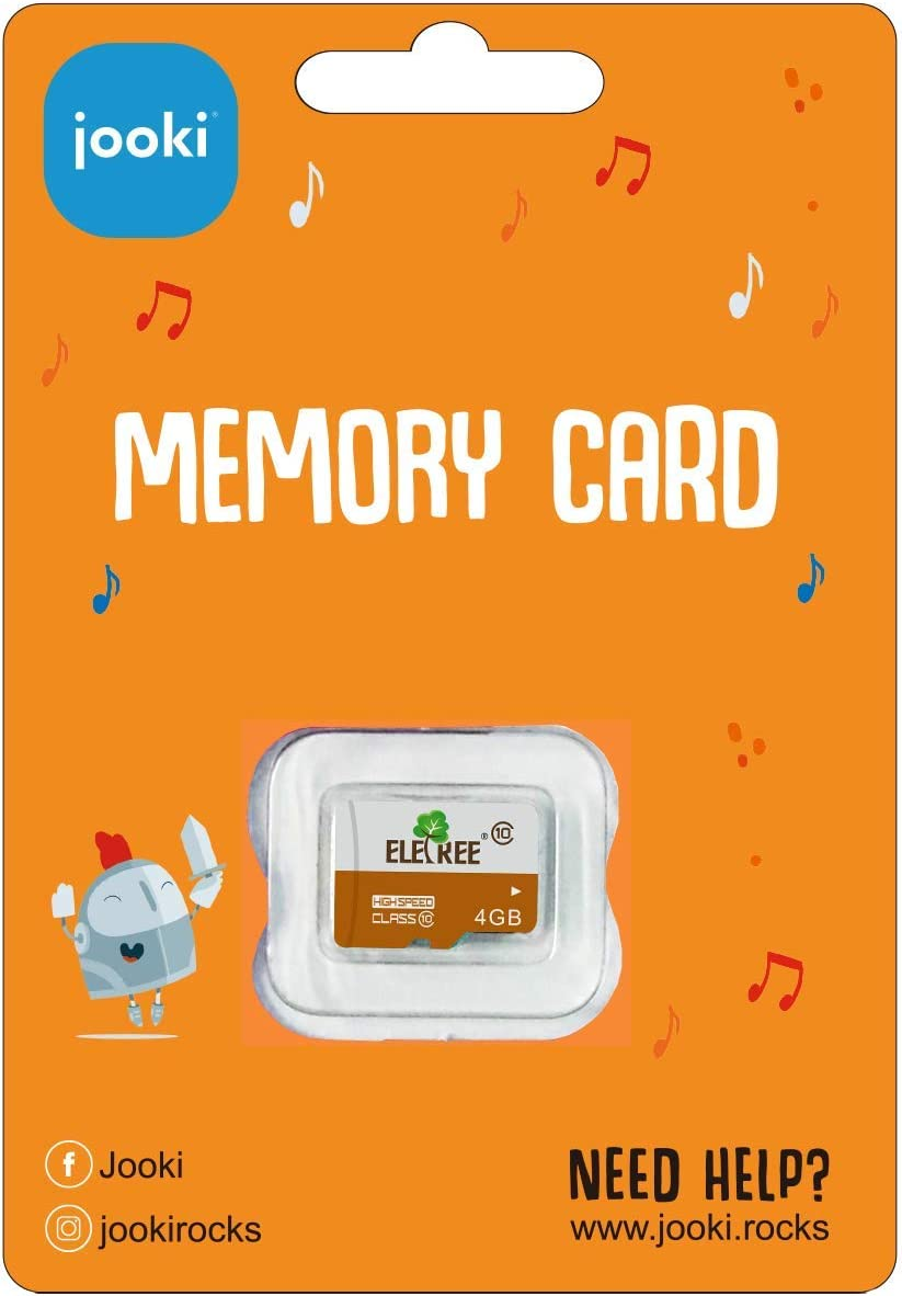 Jooki 4GB Memory Card