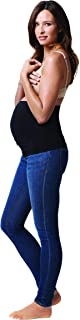 Bando Belly Band for Pregnancy, Maternity Pants and Jeans Extender for All Trimesters and Including Post Pregnancy