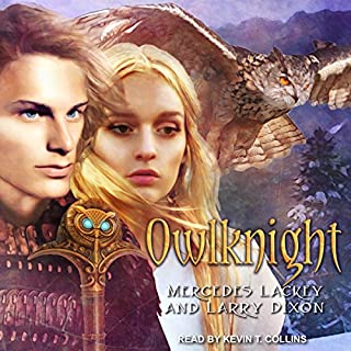 Owlknight cover art