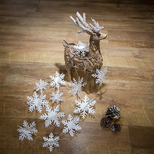 Winter Wonderland Snowflakes Garland Party Decorations Kit...