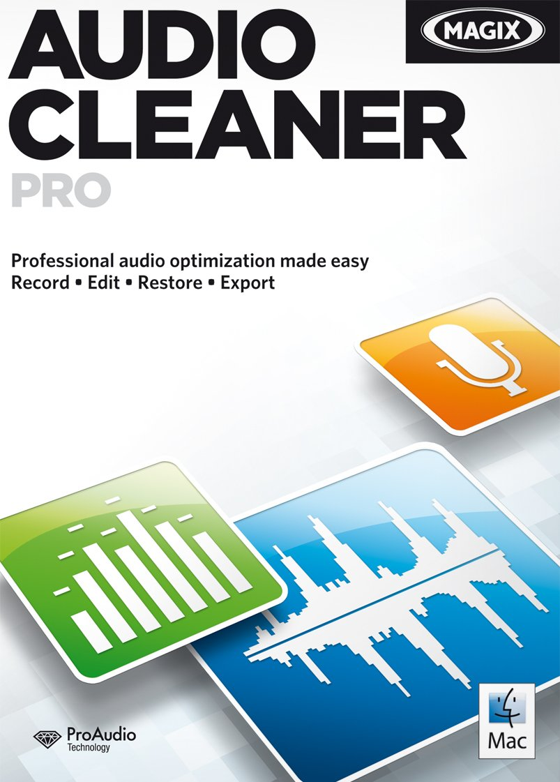 MAGIX Audio Cleaner Pro Download