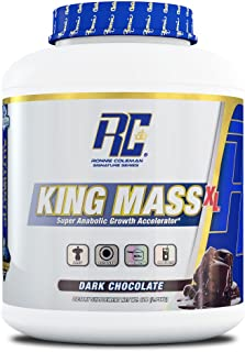 Ronnie Coleman Signature Series Dark Chocolate Nutritional Supplement Super Anabolic Growth Accelerator, 6 Pound