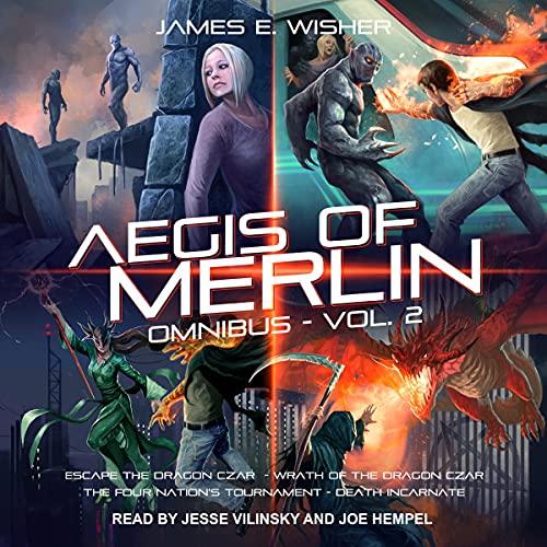 The Aegis of Merlin Omnibus: Vol. 2 cover art