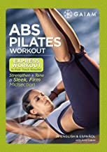 gaiam pilates abs workout dvd