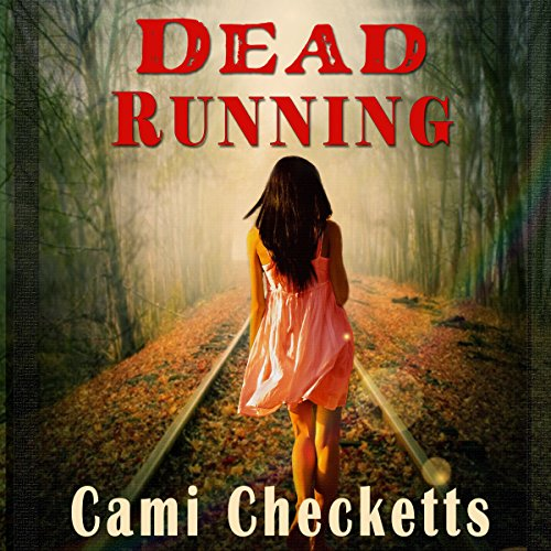 Dead Running audiobook cover art