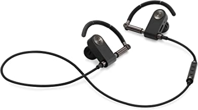 Bang & Olufsen Beoplay Earset Wireless Earphones, Premium Flexible Adjusting Bluetooth Earphones, with up to 5 Hours of Playtime and Wireless Bang & Olufsen Signature Sound, Graphite Brown