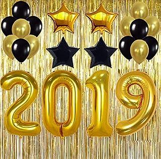 مجموعة مستلزمات حفلات رأس السنة الجديدة 2019 من مستلزمات حفل الزفاف وحفلات الزفاف