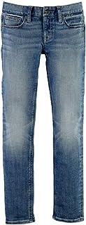 [ポロ ラルフローレン キッズ] POLO RALPH LAUREN CHILDREN 正規品 子供服 ガールズ ジーンズ Skinny Jean #21713566 ベルト無 並行輸入 (コード:4056676305)
