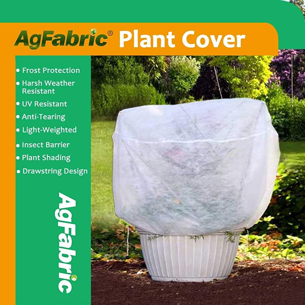 Agfabric Plant Cover Warm Worth Frost Blanket - 0.95 oz 28