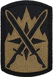 10th Sustainment Brigade Patch