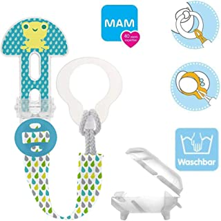 Amazon.es: clip chupete mam