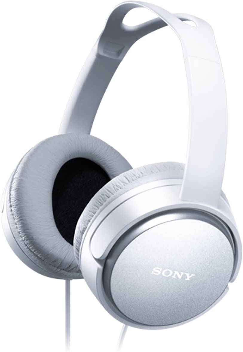 Sony Mdr Xd150w Hi Fi Musik Und Film Kopfhörer Weiß Elektronik