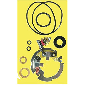DB Electrical SMU9175 Starter Repair Kit for Kawasaki  ZX10R ZX-10R ZX1000 Ninja 2004 2005 04 05