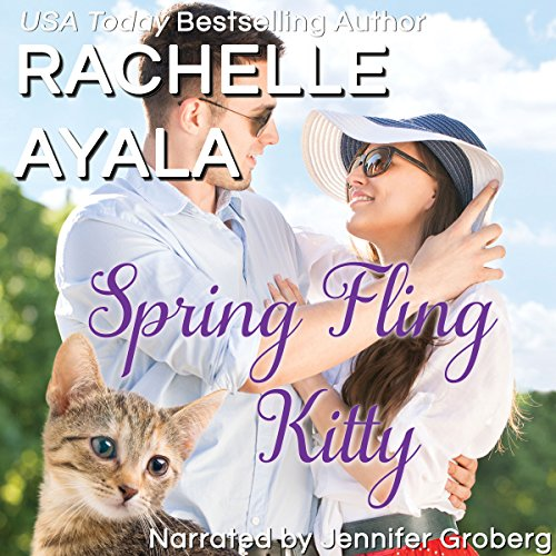 Spring Fling Kitty: The Hart Family audiobook cover art