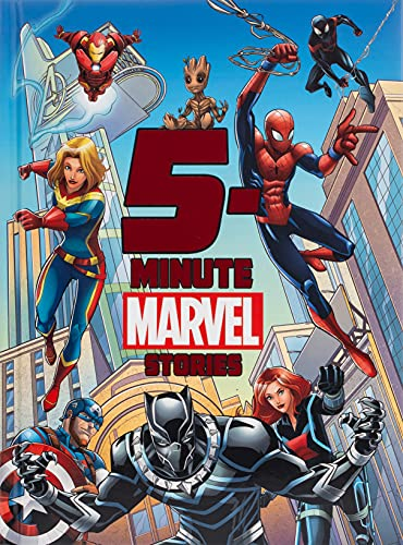 5-Minute Marvel Stories (5-Minute S…