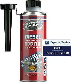 SYPRIN Diesel Additief – Dieseladditief Additieven voor Dieselbrandstof Dieselmotor Dieselmotoren I Injector Injectoren- 2...