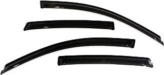 Auto Ventshade 94485 Original Ventvisor Side Window Deflector Dark Smoke, 4-Piece Set for 2012-2016 Honda CR-V