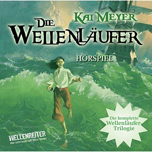 Die Wellenläufer / Die Muschelmagier / Die Wasserweber (Die Wellenläufer 1 - 3) Titelbild