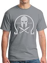 New York Fashion Police Molon Labe Spartan Warrior T-Shirt - Come and Take Them