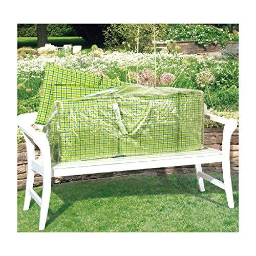 Westerholt Tragetasche für Gartenmöbel Auflagen 125x32x50cm transparent 2427